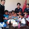 Öğrenciler Kale İlçe Emniyet Amirliğini ziyaret etti