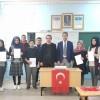 İzollu da Öğrenciler Mehmetçik'e mektup yazdı