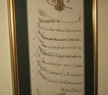 İzollu'dan Yeşilyurt (Çırmıklı) ilçesine göç edenleri Osmanlı Belgesi