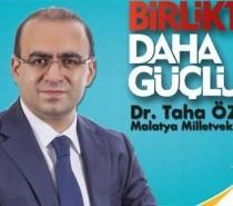 Erenli'den Yetişip Akp Milletvekili Adayı Olan Taha Özhan 24 Mayıs ta Köy Ziyaretlerine Devam Edecek
