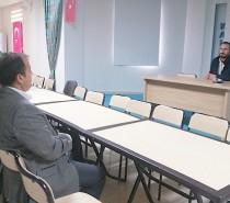 Kale Önder İmam Hatipliler Derneği tarafından istişare toplantısı düzenlendi