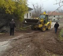 Kale Salkımlı Köyü Yolu Asfaltma çalışması Büyükşehir Belediyesince Yapıldı