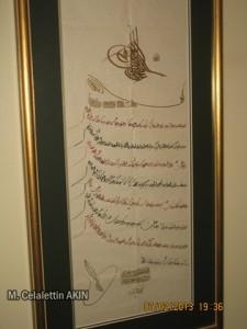 İzollu'dan Yeşilyurt (Çırmıklı) ilçesine göç edenlerin osmanlı belgesi