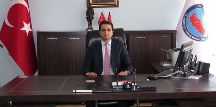 Kaymakam Mehmet Güder