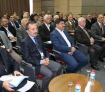"""İlçemizde Türkiye'de ilk defa Alevi Dedelerine yönelik olarak """"Dedeler Semineri"""" düzenlendi."""